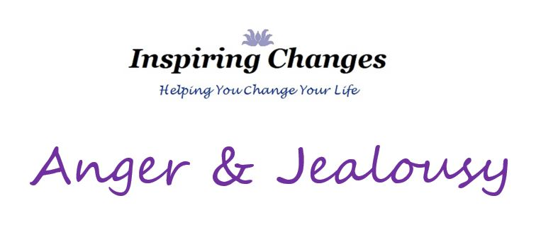 Anger Jealousy Hypnotherapy in Salisbury, New Forest and Christchurch with Insipiring Changes logo