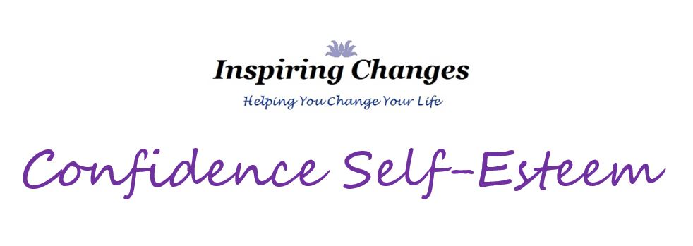 Confidence Self-Esteem Hypnotherapy in Salisbury, New Forest and Christchurch with Inspiring Changes logo