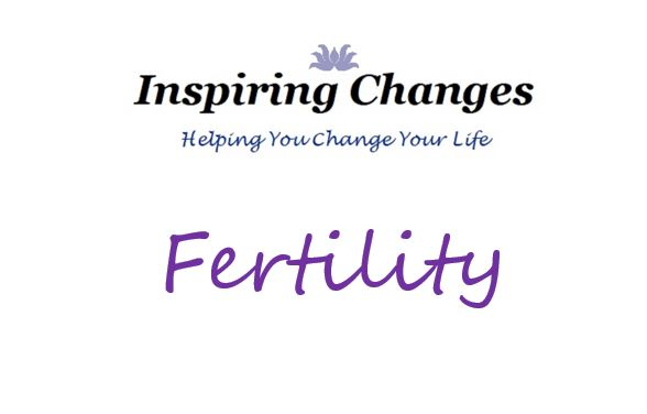 Hypnotherapy for Fertility in Salisbury and Christchurch with Inspiring Changes logo