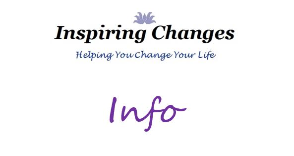Hypnotherapy Information Salisbury, Christchurch & New Forest with Inspiring Changes logo