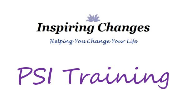 PSI Training in Hypnotherapy with Inspiring Changes logo