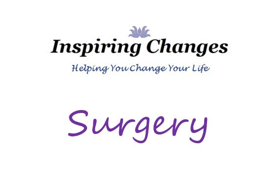 Hypnotherapy for Surgery in Salisbury and Christchurch with Inspiring Changes logo