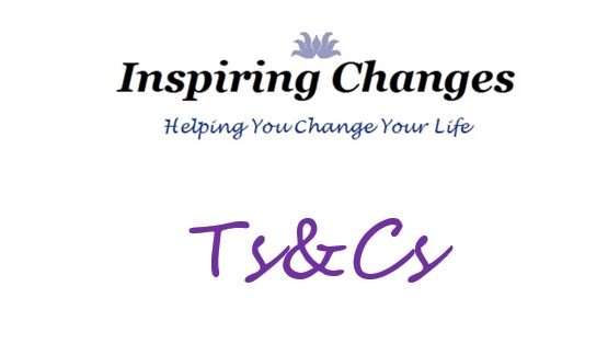 Inspiring Changes Terms and Conditions with logo