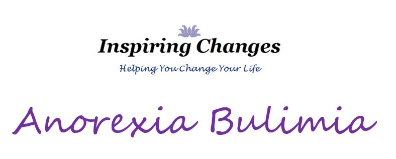 Hypnotherapy for Anorexia & Bulimia in Salisbury and Christchurch with Inspiring Changes logo