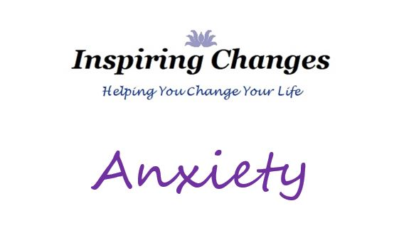 Anxiety Salisbury, New Forest and Christchurch with Inspiring Changes logo