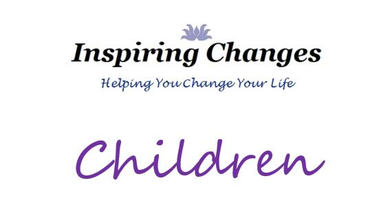 Hypnotherapy for Children and Teenagers in Salisbury, with Inspiring Changes logo