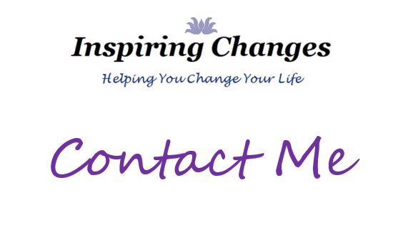 Contact Me, Nicolette Pinkney with Inspiring Changes logo