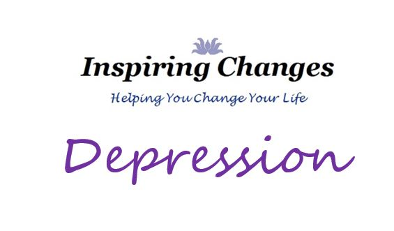 Depression Hypnotherapy in Salisbury, New Forest and Christchurch with Inspiring Changes logo