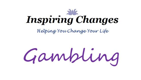 Gambling Addiction Hypnotherapy in Salisbury with Inspiring Changes logo