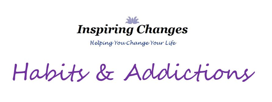 Habits and Addictions Salisbury and Christchurch with Inspiring Changes logo