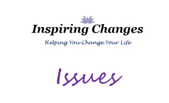 Nicolette Pinkney, Issues Treated with Inspiring Changes logo