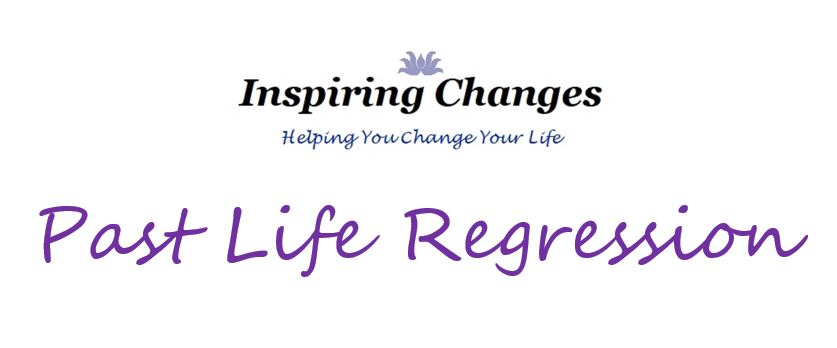 Past Life Regression in Salisbury New Forest and Christchurch with Inspiring Changes Logo