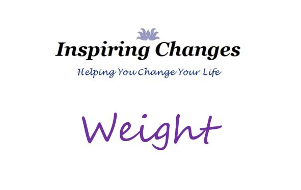 Lose Weight with Hypnotherapy in Salisbury, New Forest and Christchurch with Inspiring Changes logo